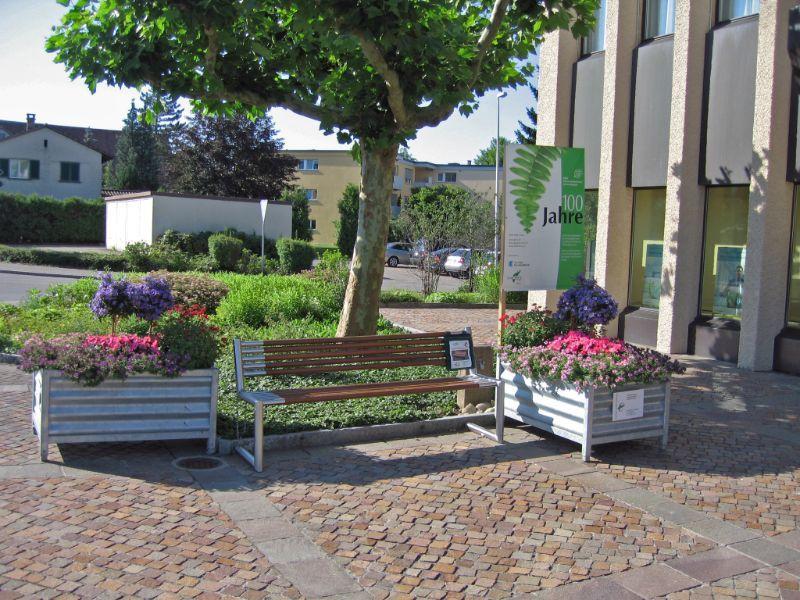 JardinSuisse Zürcher Oberland Jubiläumsaktion