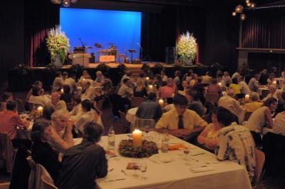 Die 100-Jahr Feier im Stadtsaal Uster